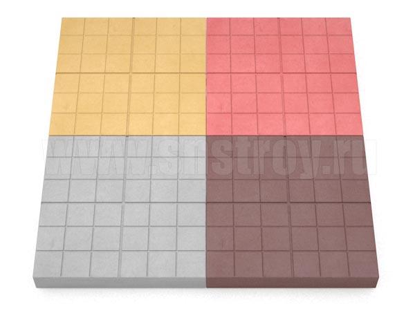 плитка сетка цветная