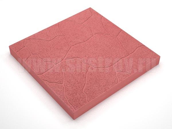 плитка тучка красная
